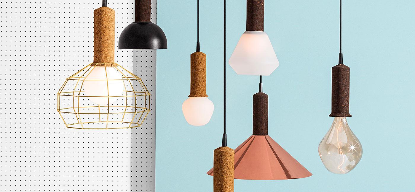 Korlux: when cork meets the light