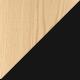 FF frassino naturale / DF frassino tinto nero