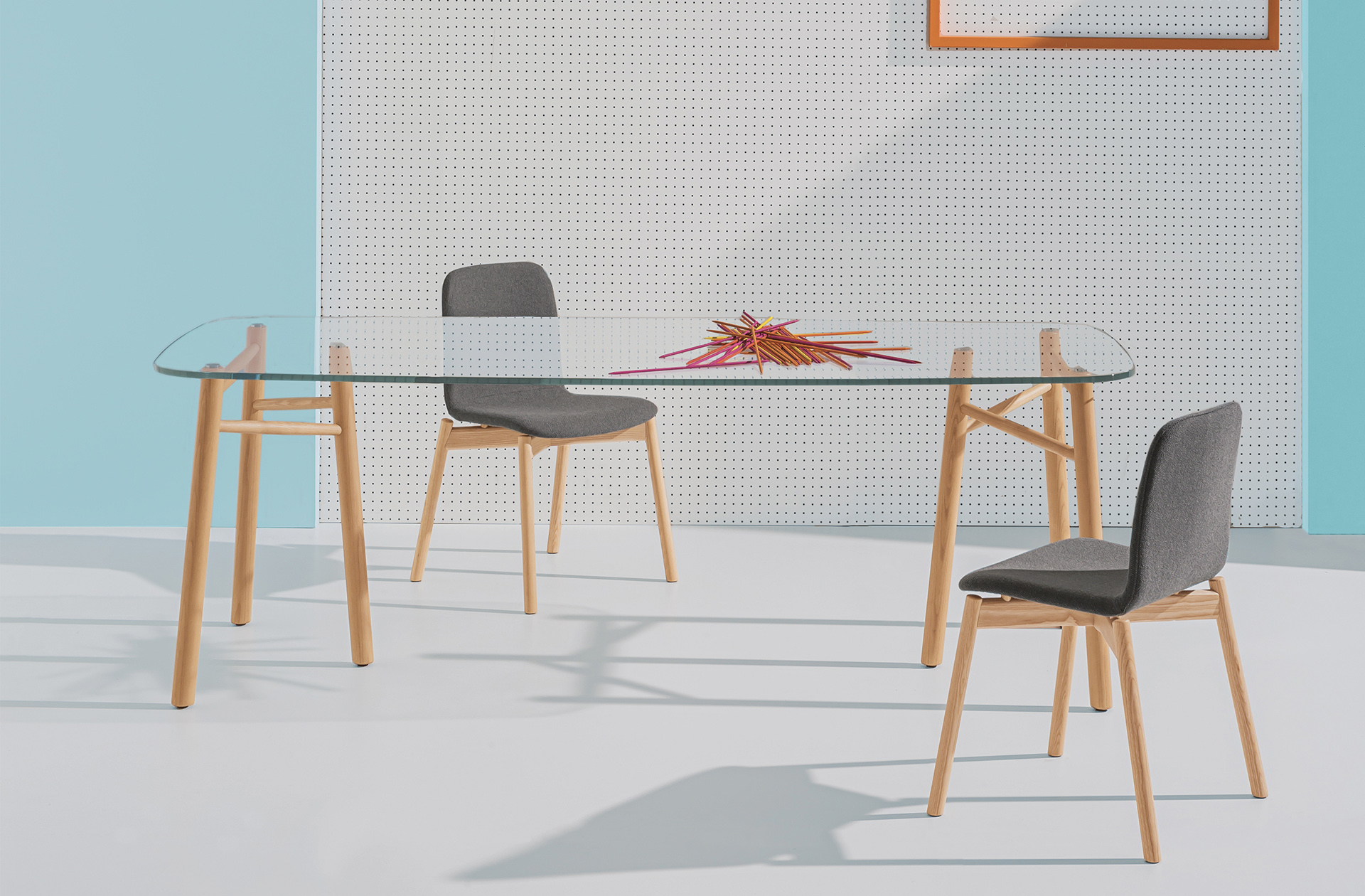 Sakti - tavolo, tavolo cucina, tavoli in legno, tavolo design