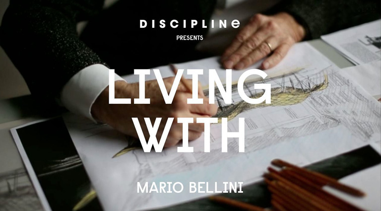 DISCIPLINE - LIVING WITH - Mario Bellini
